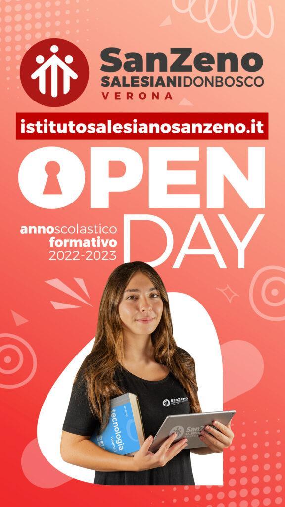 IGStories OPENDAY ITT SanZeno