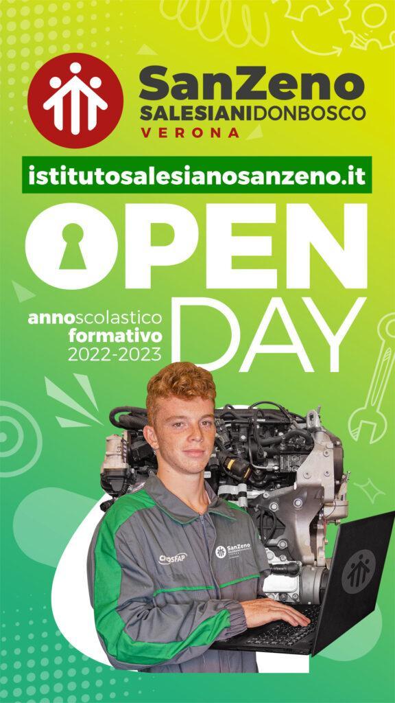 IGStories OPENDAY Sett AUTOMOTIVE SanZeno