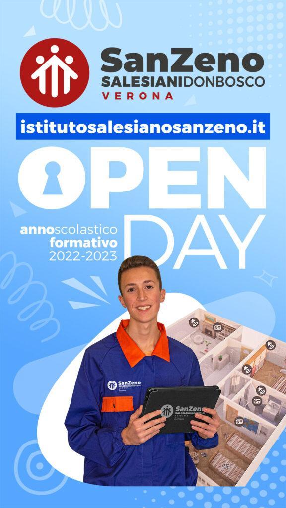 IGStories OPENDAY Sett ELETTRO SanZeno