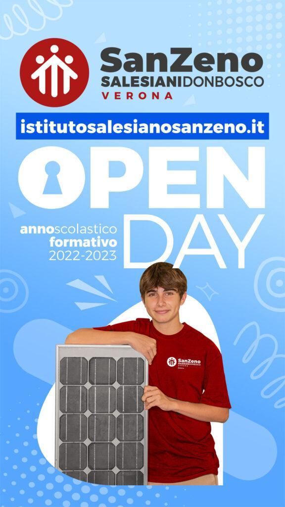 IGStories OPENDAY Sett ENERGIA SanZeno