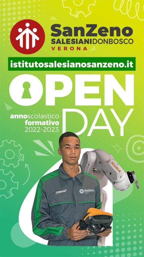 IGStories OPENDAY Sett MECCANICA SanZeno