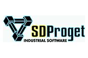 logo sd proget industrial software