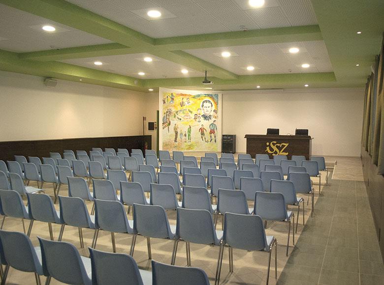 sala verde istituto salesiano san zneo